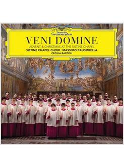 VENI DOMINE ADVENT & CHRISTMAS AT THE SISTINE CHAPEL CD