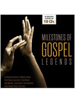 MILESTONES GOSPEL LEGENDS