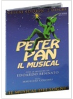 PETER PAN IL MUSICAL 2 DVD