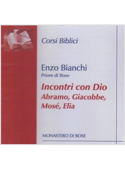 INCONTRI CON DIO. CD AUDIO FORMATO MP3