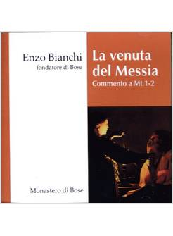 VENUTA DEL MESSIA. COMMENTO A MT. 1-2. CD-ROM (LA)
