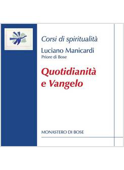QUOTIDIANITA' E VANGELO