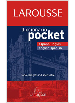 DICCIONARIO POCKET ENGLISH SPANISH / ESPANOL INGLES