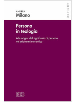 PERSONA IN TEOLOGIA