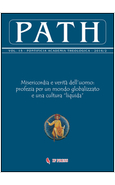 PATH VOL. 15 (2016/2): MISERICORDIA E VERITA' DELL'UOMO