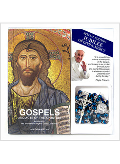 GOSPELS AND ACTS OF THE APOSTLES INGLESE