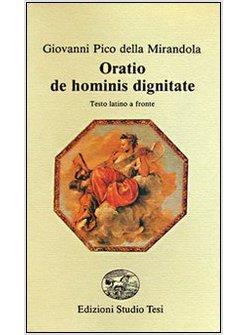 De hominis dignitate testo latino dating