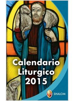 CALENDARIO LITURGICO 2015