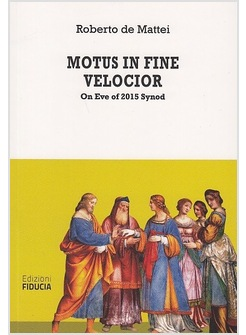 MOTUS IN FINE VELOCIOR ON EVE OF 2015 SYNOD
