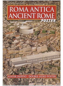 ROMA ANTICA ANCIENT ROME POSTER
