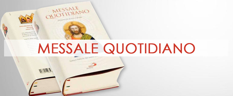 Messale Quotidiano San Paolo