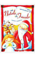 NATALE DA FAVOLA LIBRO E CD AUDIO (UN)