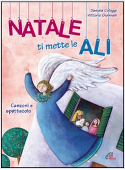 Recite Di Natale Edizioni Paoline.Natale Ti Mette Le Ali Libro Cd
