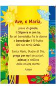 AVE O MARIA - POSTER