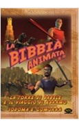 BIBBIA ANIMATA IN 3D - 2 VOL (LA)