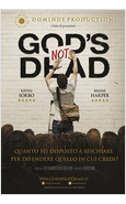 GOD'S NOT DEAD. DIO NON E' MORTO. DVD
