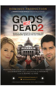 GOD'S NOT DEAD 2. DVD