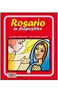 ROSARIO IN DIAPOSITIVE CONTEMPLARE CRISTO CON MARIA CON 24 DIAPOSITIVE