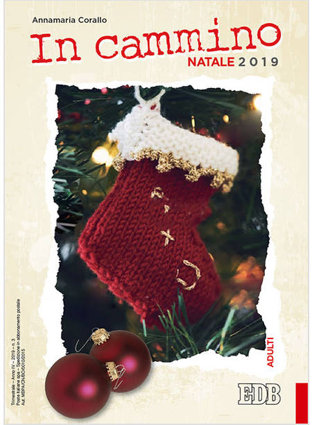 IN CAMMINO. ADULTI. NATALE 2019