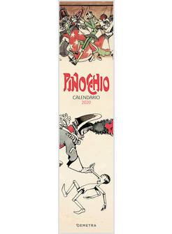 Calendario Liturgico Mariano 2020.Pinocchio Calendario 2020