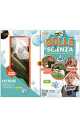 BOLLE E SCIENZA. DIVERTITI E IMPARA CON LE BOLLE DI SAPONE! SCIENCE LAB