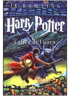 HARRY POTTER E IL CALICE DI FUOCO. VOL. 4