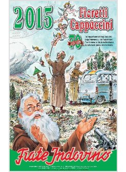 Calendario Di Frate Indovino 2020.Calendario Frate Indovino 2015 Fioretti Cappuccini